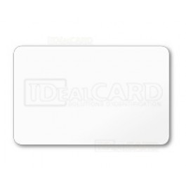 Cartes PVC blanches 0.40 mm