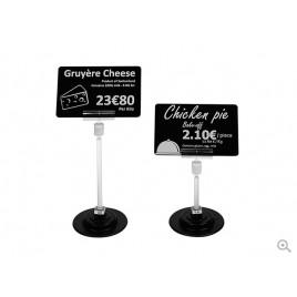 Support magnétique étiquette de prix