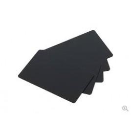 Cartes PVC noires
