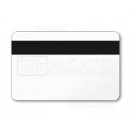 Cartes neutres PVC magnétiques