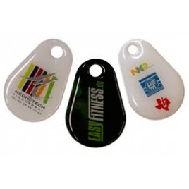 Porte-clés RFID epoxy