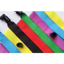 Bracelet en tissu de couleur