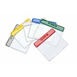 Porte-badge souple IDC-211