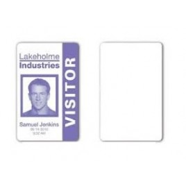 Cartes PVC reinscriptibles