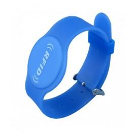 Bracelet montre RFID en PVC souple